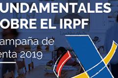 Consultas fundamentales sobre el IRPF 2019