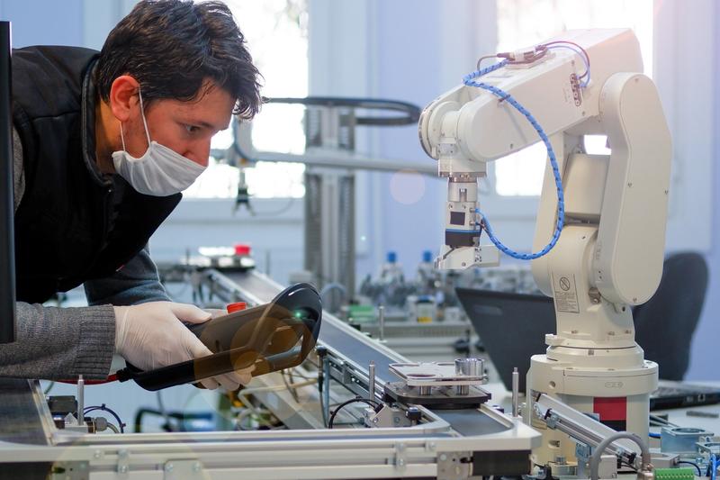Automatización de la fuerza laboral