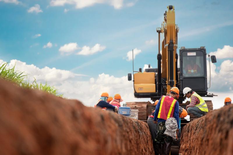 contratos en la construcción