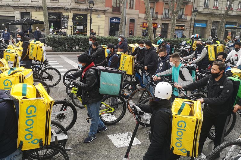 Ley de riders