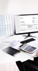 digitalizar las facturas que recibo en papel